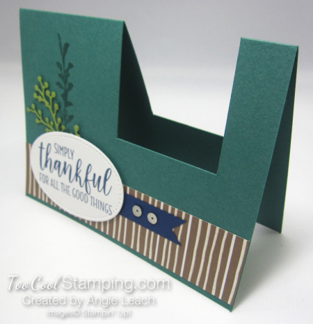 First frost gift box card 3
