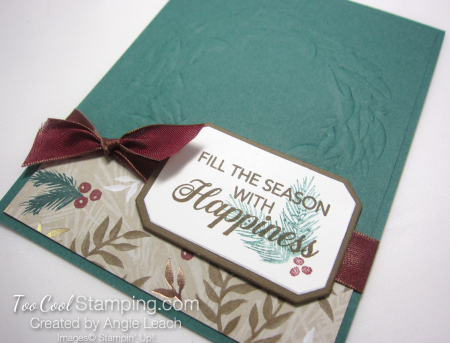 Fill the Season With Happiness - tranquil 2