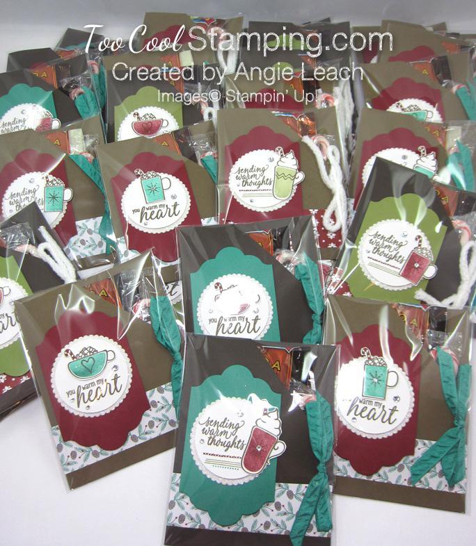 2017 hot cocoa pouches