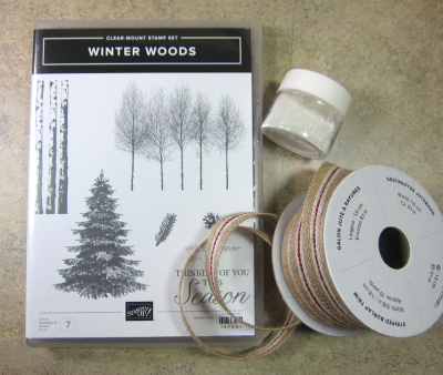 Winter woods class contents