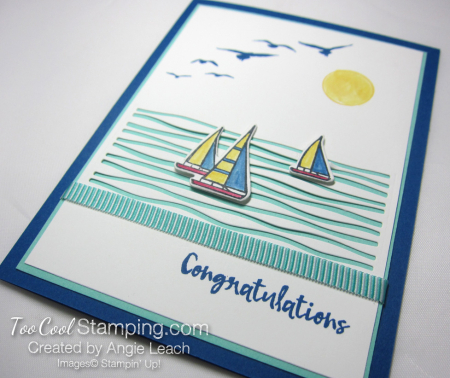 Lilypad lake sailboats - daffodil 2