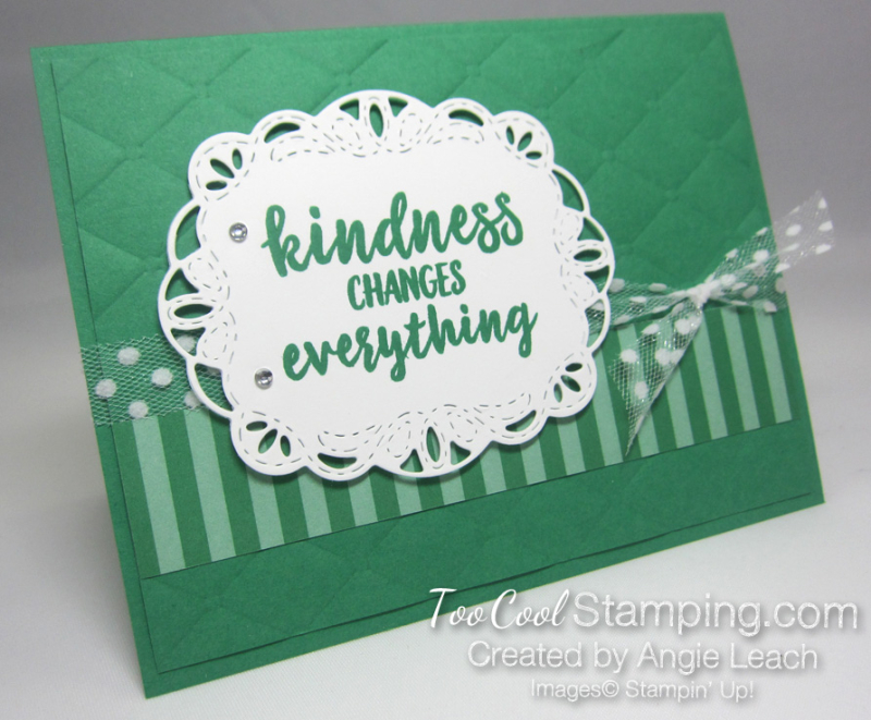 Call me clover kindness card