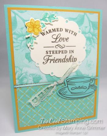 Time for tea friendship 1 - grimmer