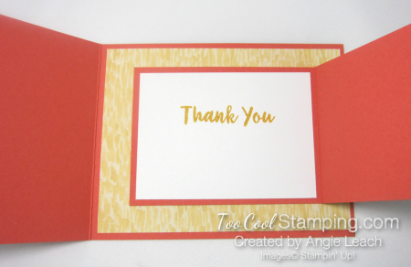 Springtime Impressions Joy Fold Cards 3 - garden impressions