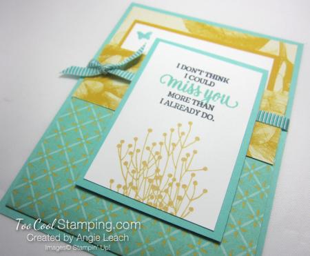 Tea Room Pocket Fold Cards - coastal cabana 2