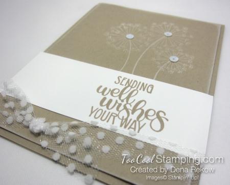 Dandelion wishes craft ink 2 - dena