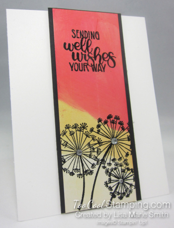 Dandelion wishes glossy paper - lisa marie