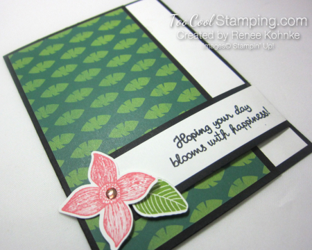Tropical chic blooms with happiness 2 - renee