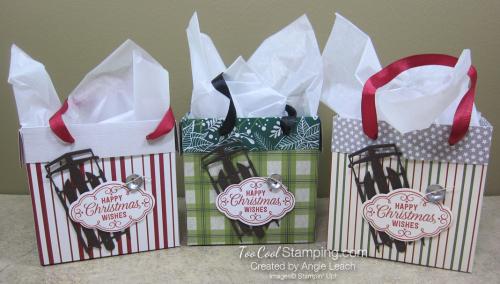 Dsp mini gift bags - trio 3