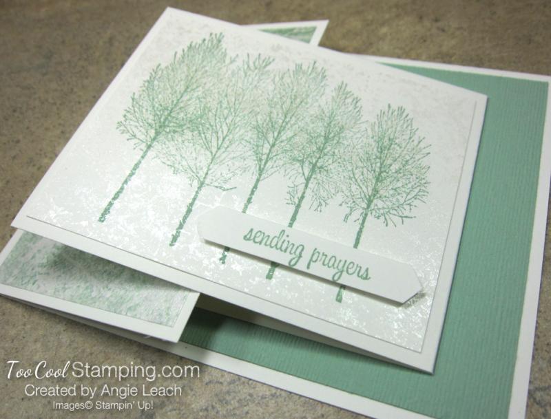 Winter Woods Joy Fold - frost pearl 2