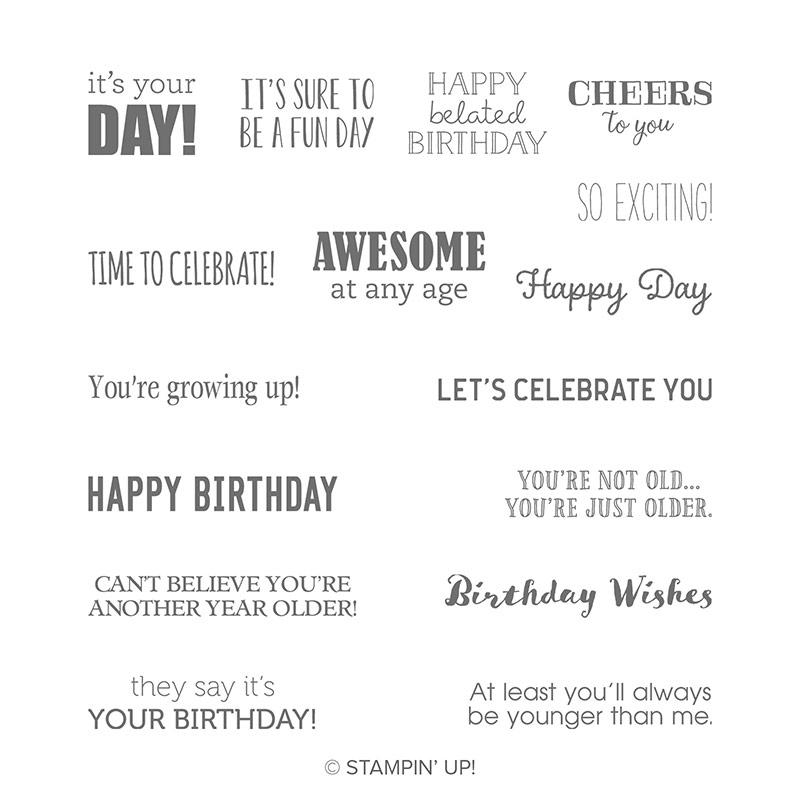 Itty bitty birthday 148618G