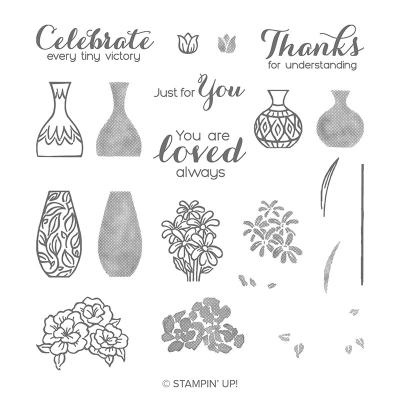 Vibrant vases 148656G