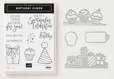 Birthday cheer bundle