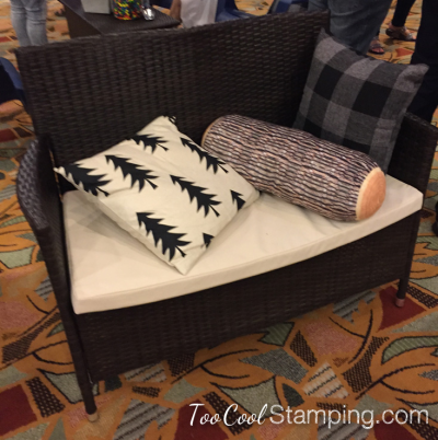 Base Camp - pillows