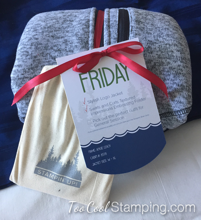 Pillow Gift - Friday