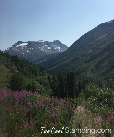 Skagway - train 1