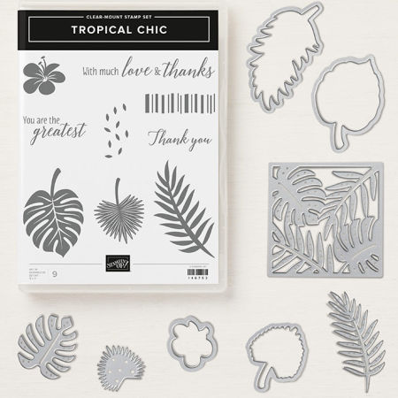 Tropical chic bundle 148399G
