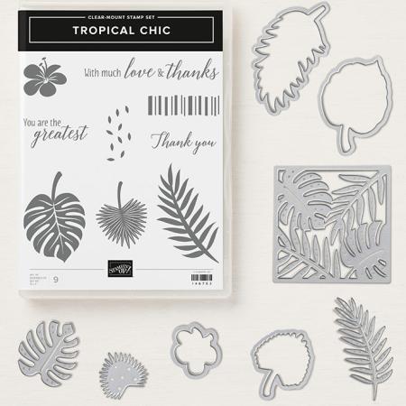 Tropical chic bundle 148399G
