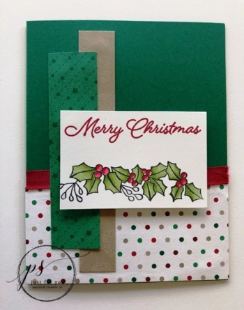 Blended seasons merry christmas - susan elise morton