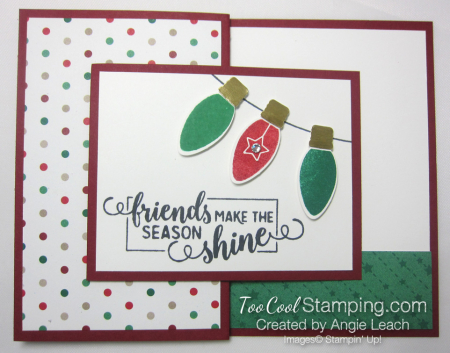 Friends make season shine - cherry 1