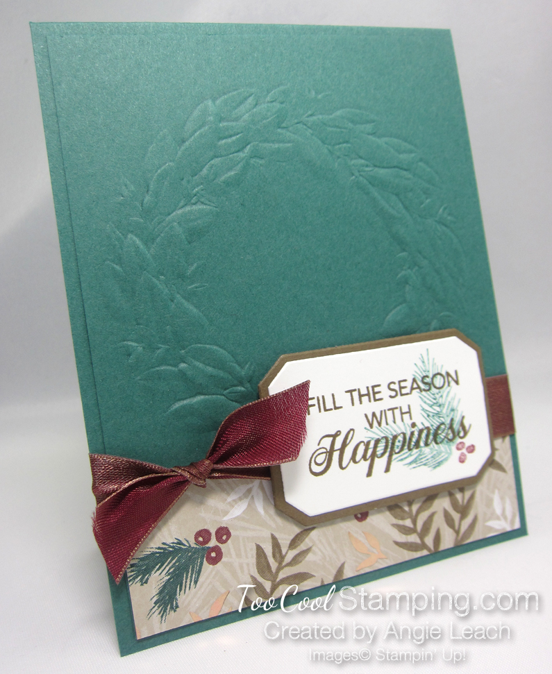 Fill the Season With Happiness - tranquil 1