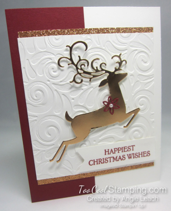 Dashing deer - jumping 1