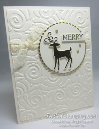 Dashing deer merry - circle merry 1b