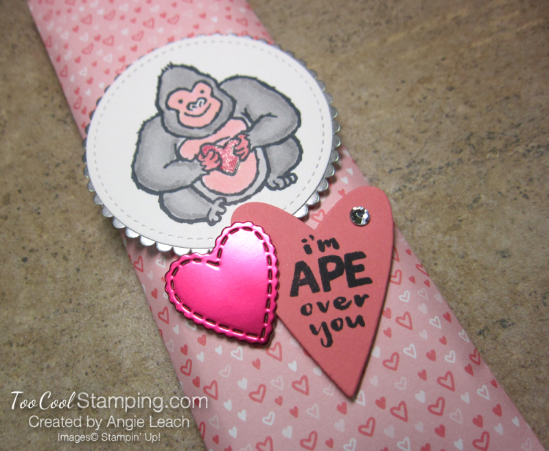 Hey love ape over you treat - flirty 2