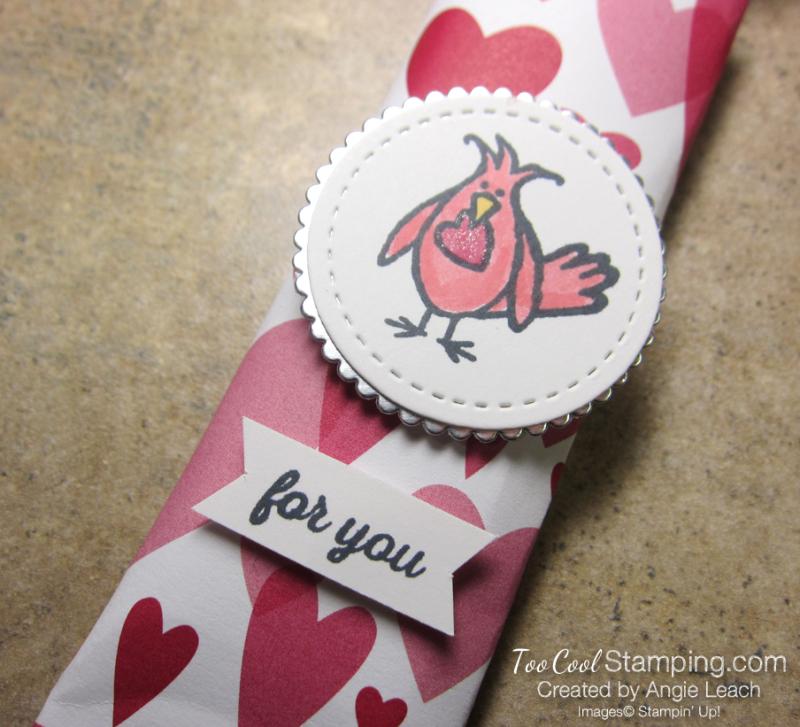Hey love bird mini treat - lovely 2