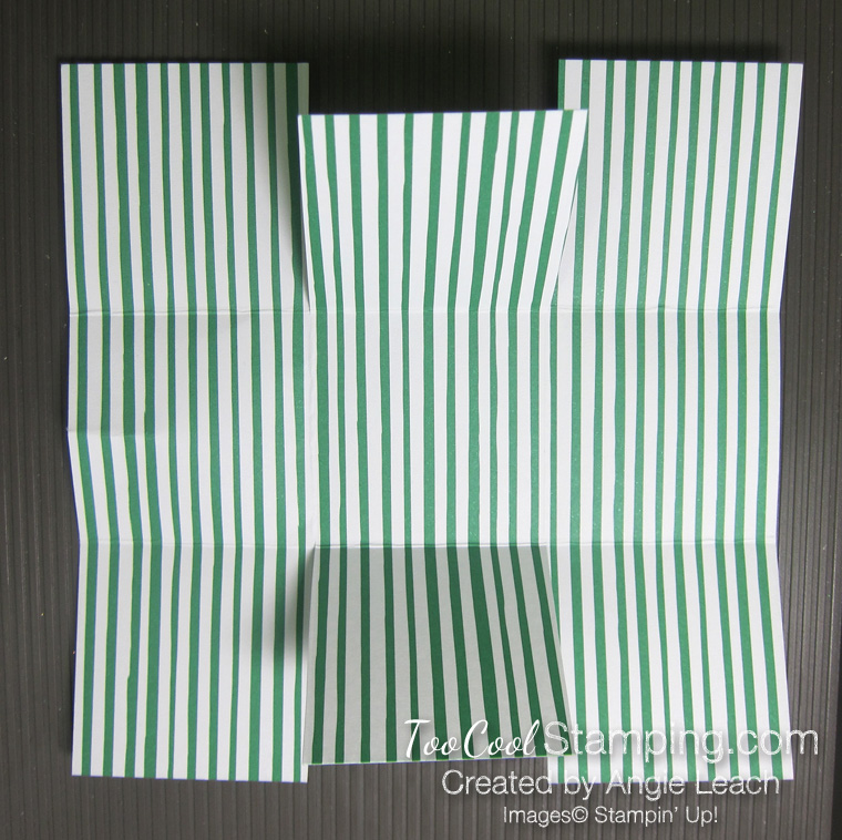 Mini Pouch With Binder Clip - step 2