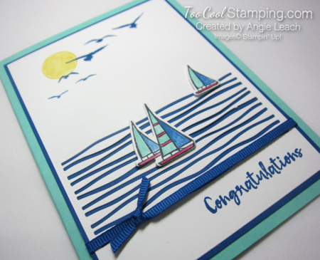 Lilypad lake sailboats - coastal 2