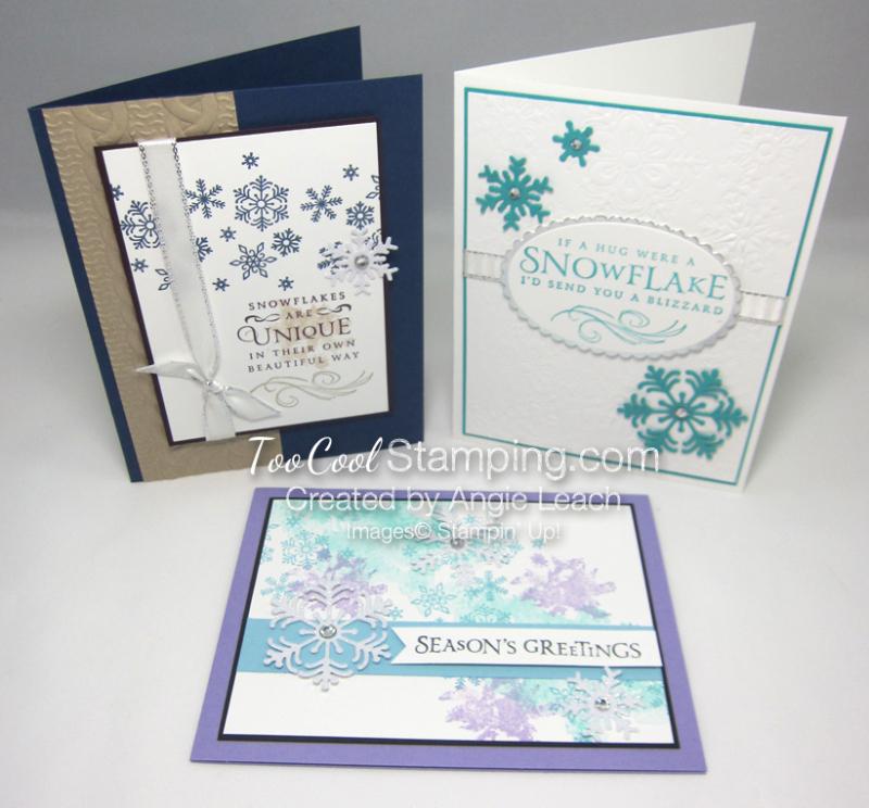 Beautiful blizzard  - 3 cool designs