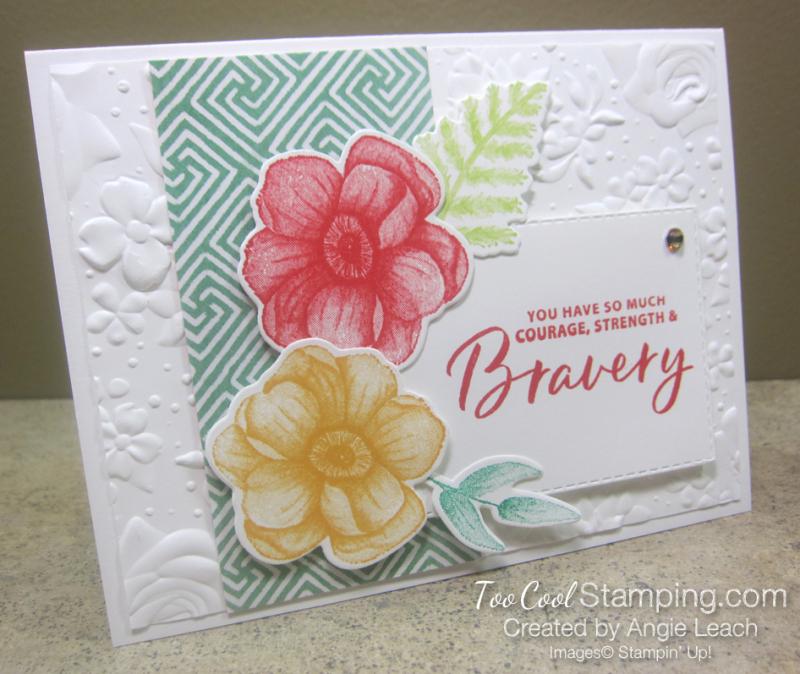 Painted Seasons Bravery - rectangle 1