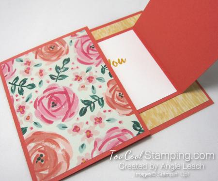 Springtime Impressions Joy Fold Cards 2.5 - garden impressions