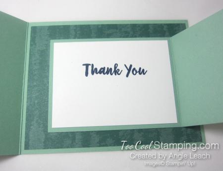 Springtime Impressions Joy Fold Cards 3 - tranquil textures