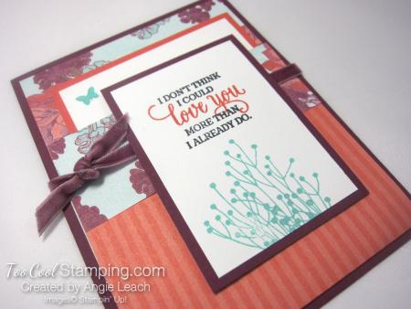 Tea Room Pocket Fold Cards - razzleberry 3