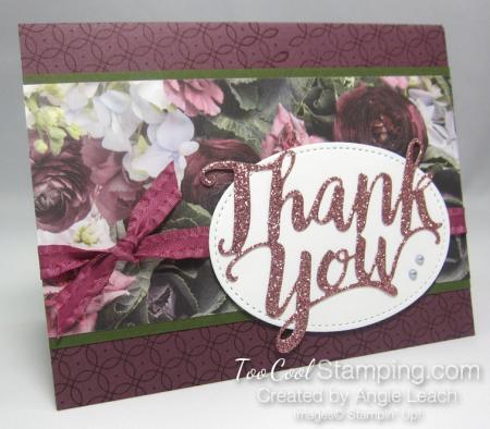 Petal Promenade thank you - fresh fig 1