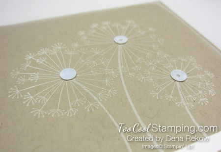 Dandelion wishes craft ink 3 - dena