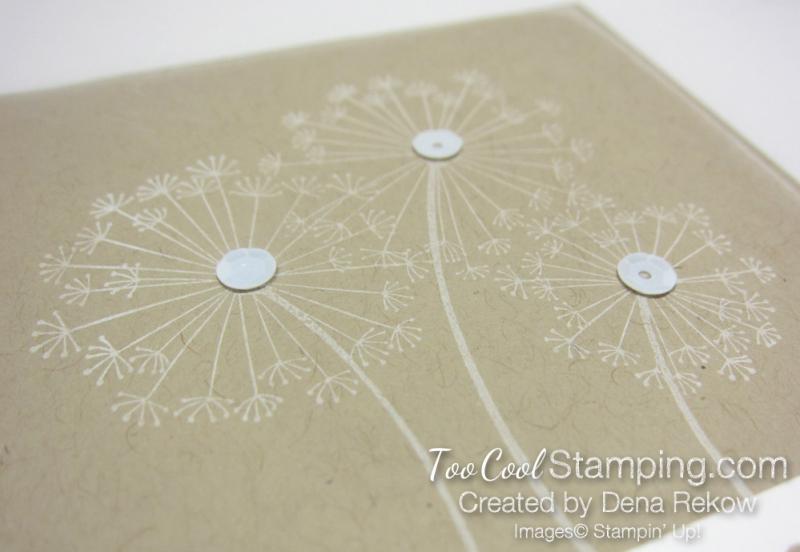 Dandelion wishes craft ink 3 - dena