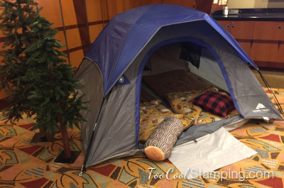 Base Camp - tent
