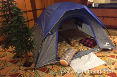 Base Camp - tent