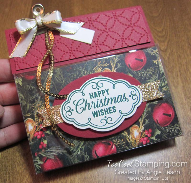 Kit Kat Gift Card Holder