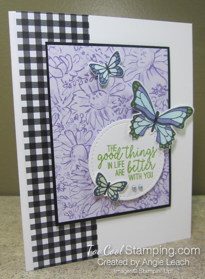 Butterfly gala team - heather