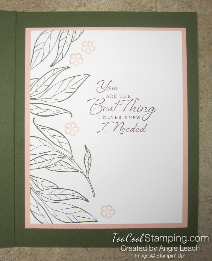 Wonderful romance together - mossy 4