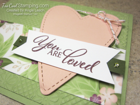 Wonderful Romance You Are Loved - pear 2