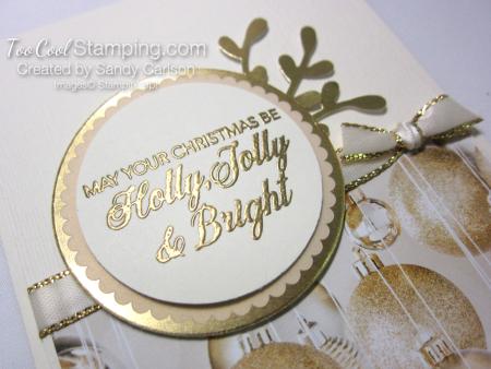 All Is Bright Peaceful Noel 3 - carlson