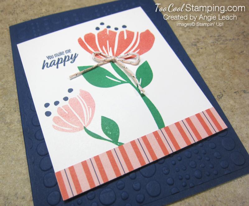 Bloom by bloom happy - navy 2