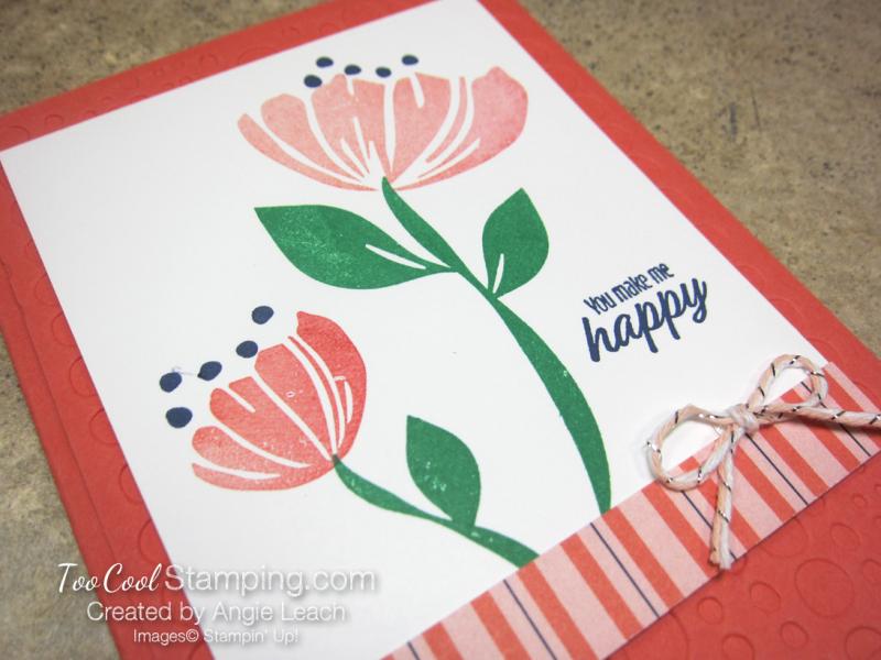 Bloom by bloom happy - coral 2