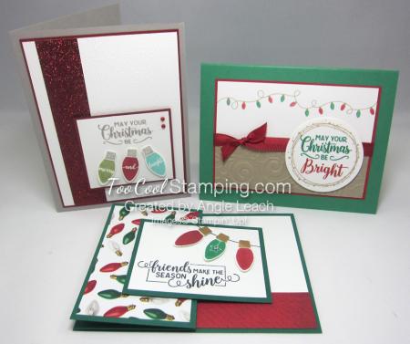 CTC - Making Christmas Bright  three cool