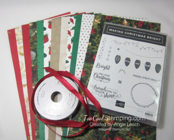 CTC - Making Christmas Bright contents